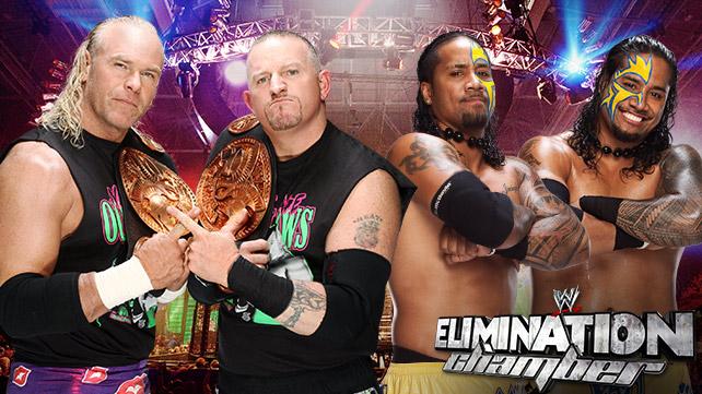 WWE Elimination Chamber du 23 février 2014 20140214