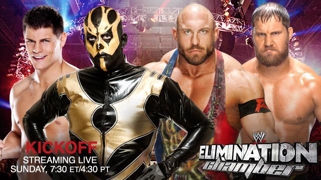 WWE Elimination Chamber du 23 février 2014 20140216
