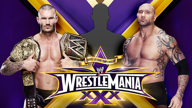 WWE Wrestlemania XXX du 6 avril 2014 20140313