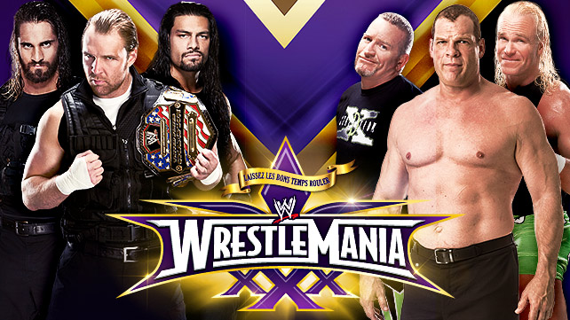 WWE Wrestlemania XXX du 6 avril 2014 20140315