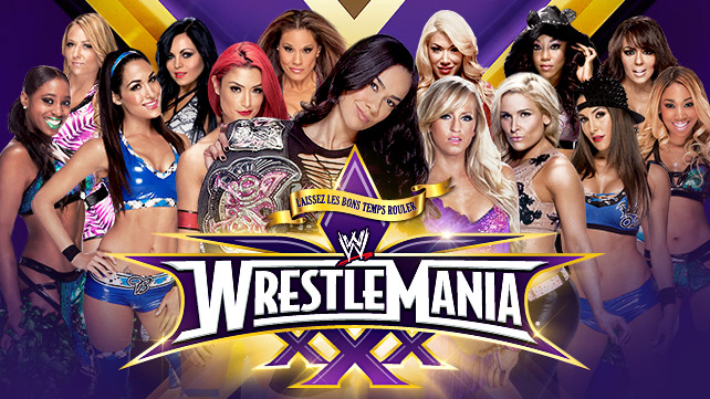WWE Wrestlemania XXX du 6 avril 2014 20140316