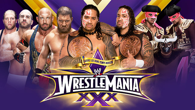 WWE Wrestlemania XXX du 6 avril 2014 20140318
