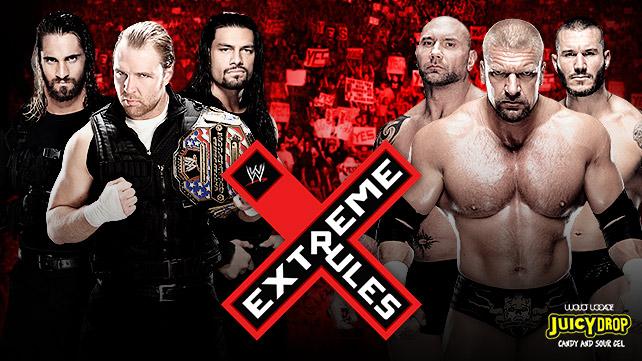 WWE Extreme Rules du 4 mai 2014 20140414