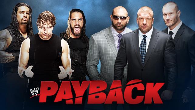 WWE Payback du 1er juin 2014 20140510
