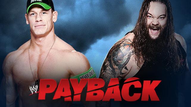 WWE Payback du 1er juin 2014 20140515