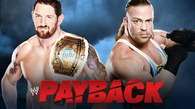 WWE Payback du 1er juin 2014 20140516