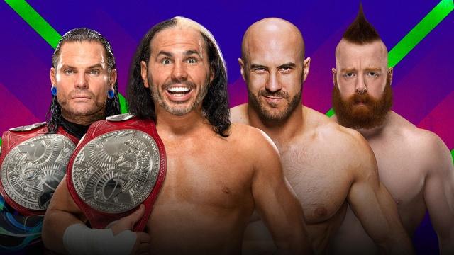 WWE Extreme Rules du 04/06/2017 20170530
