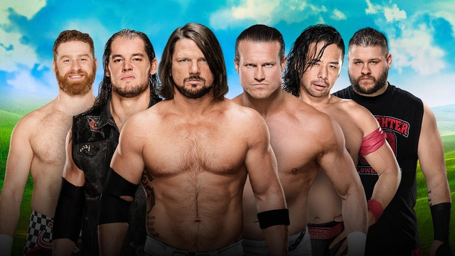 WWE Money In The Bank du 18/06/2017 20170611