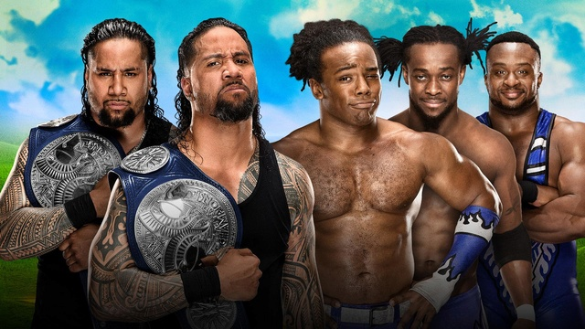 WWE Money In The Bank du 18/06/2017 20170613