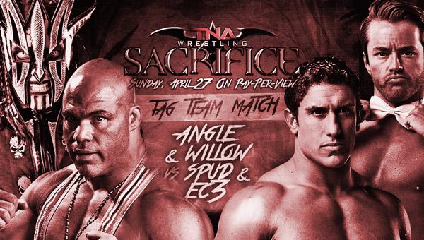 [Compétition] Premiers matchs annoncés pour TNA Sacrifice  210