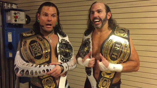 [Contrat] Bataille de droits entre les Hardys et Impact Wrestling ?  Ftlgew10