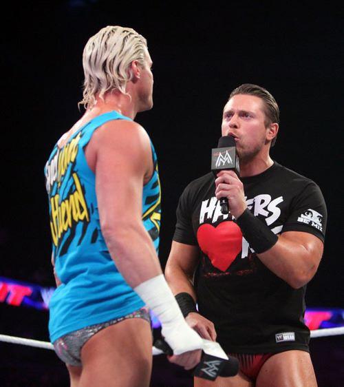 [compétition] Bientôt une nouvelle tag team à la WWE ? Miz-an10