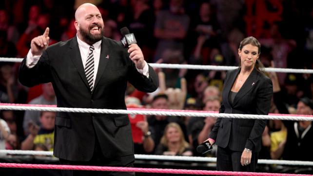 [Compétition] Opération big man du côté de la WWE ? Bryan midcarder ?  Raw_1013