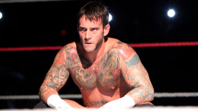 [Forme] CM Punk toujours mal en point Raw_1022