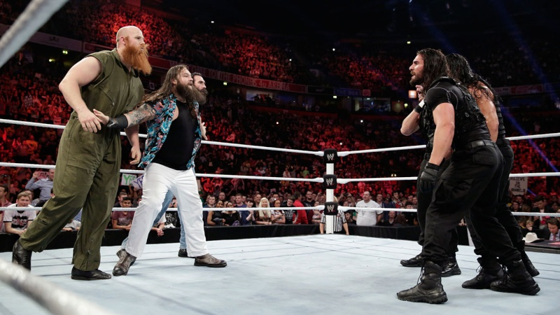 """[Divers] Contenu du DVD """"Wrestling's Greatest Factions""""  Raw_1035"""