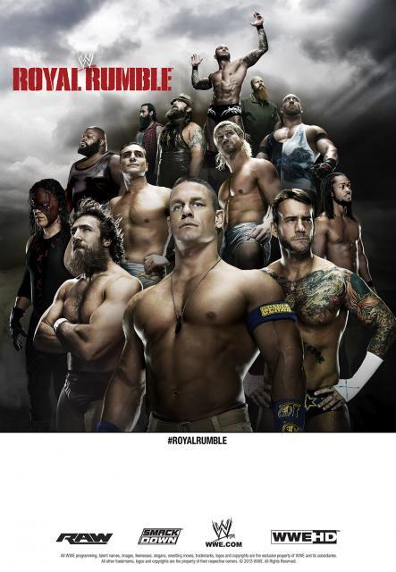 [Compétition] Réactions après le Royal Rumble Royalr11