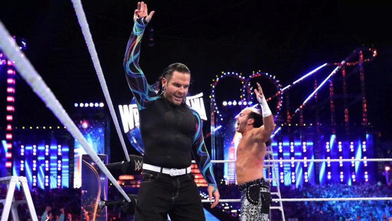 [Contrat] La WWE aiderait les Hardys face à Impact Wrestling Sans-t14