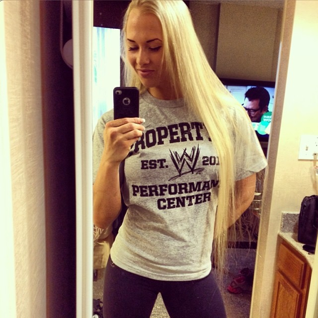 [Contrat] La WWE engage une championne de bras de fer Wrestl20