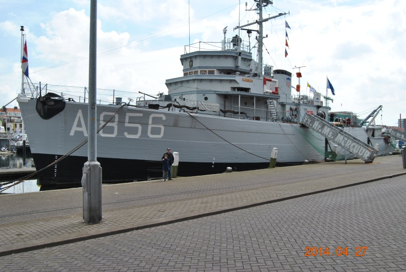Visite du MSO néerlandais Mercuur (A856) - Page 2 Dsc_2842