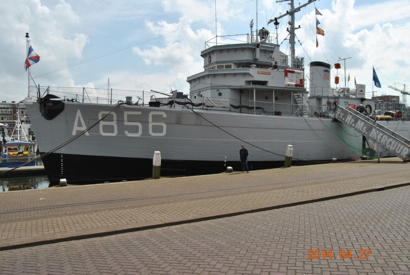 Visite du MSO néerlandais Mercuur (A856) - Page 2 Dsc_2844