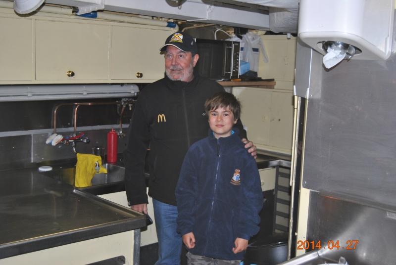 Visite du MSO néerlandais Mercuur (A856) - Page 2 Dsc_2851