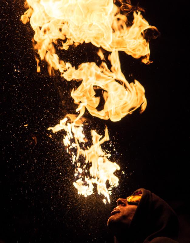 Photos cracheurs de feu - 10ème anniversaire le 25 janvier 2014 Imgp4211