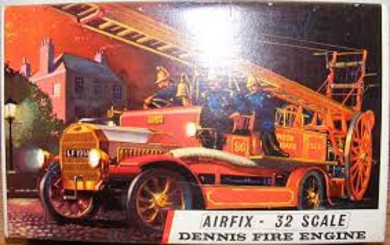 Feuerwehreinsatz in Danmark um 1910 ein Dio in 1:35 Yester10