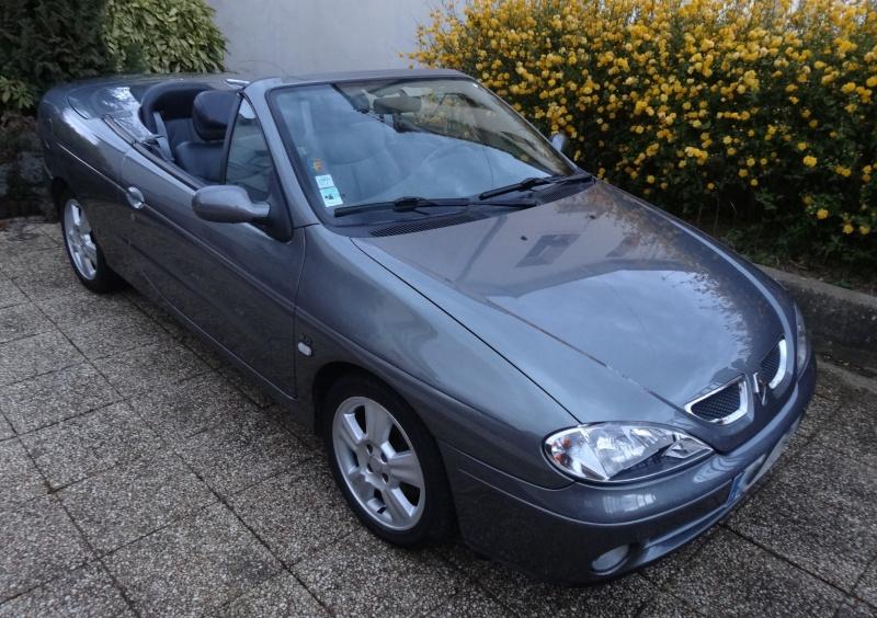 (Vendue) - Renault Megane Cabriolet 2.0 16V (non IDE) - 4 800€ pour 96 400 kms Dsc00210