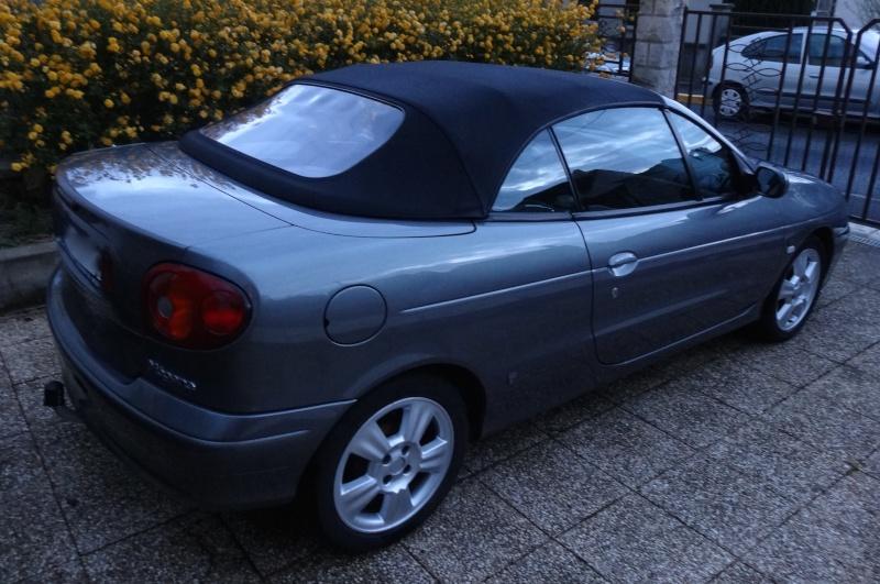 (Vendue) - Renault Megane Cabriolet 2.0 16V (non IDE) - 4 800€ pour 96 400 kms Dsc00310