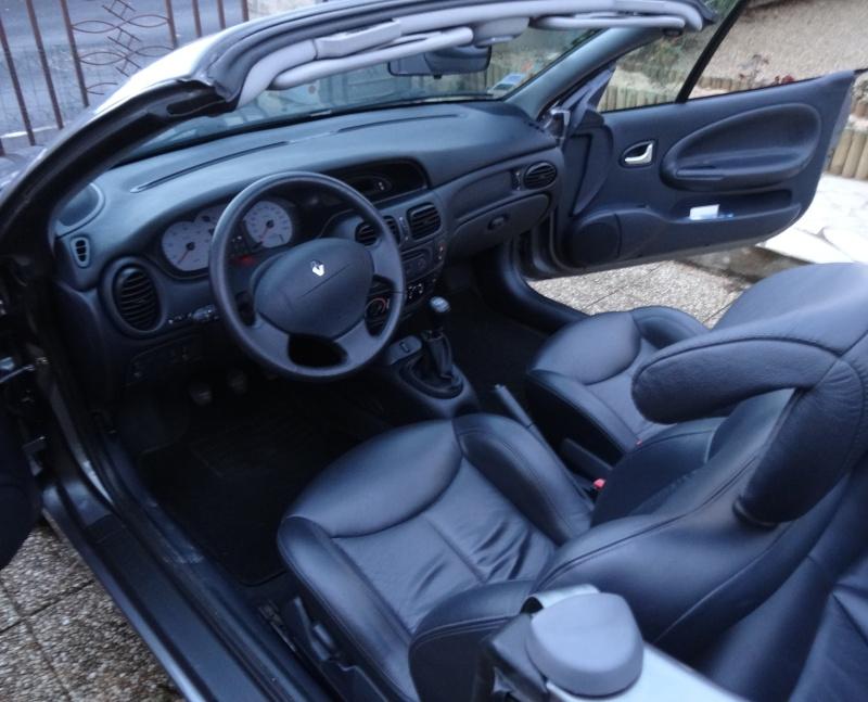 (Vendue) - Renault Megane Cabriolet 2.0 16V (non IDE) - 4 800€ pour 96 400 kms Dsc00311