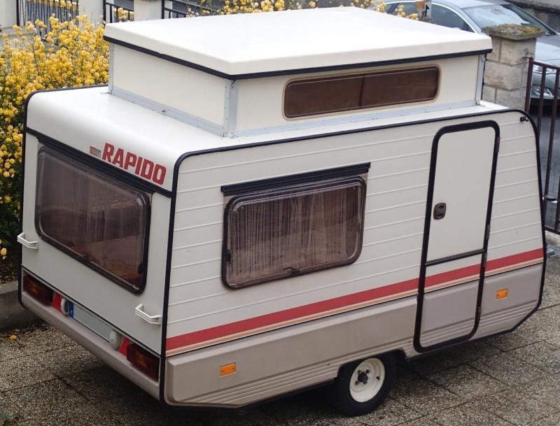 Vente caravane Rapido Club 30 [VENDU] P3300410