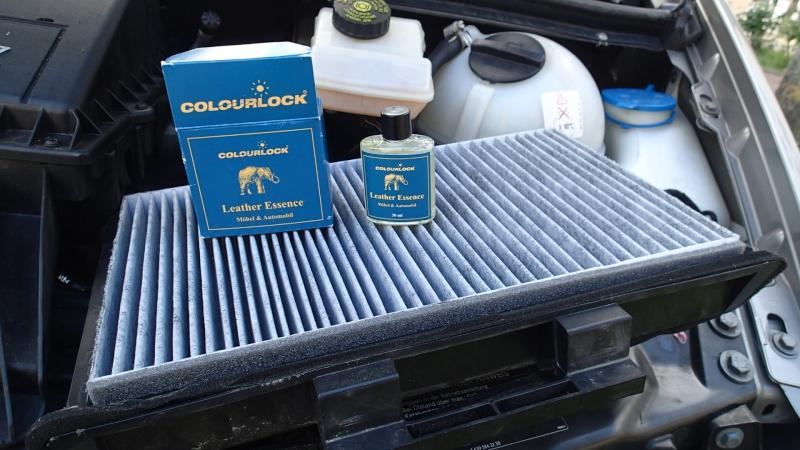 Enlever mauvaise odeur habitacle + décontamination de la climatisation P5060623
