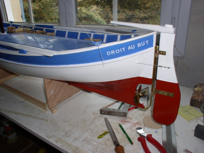Barque Marseillaise echelle 1/8,12 P1010120