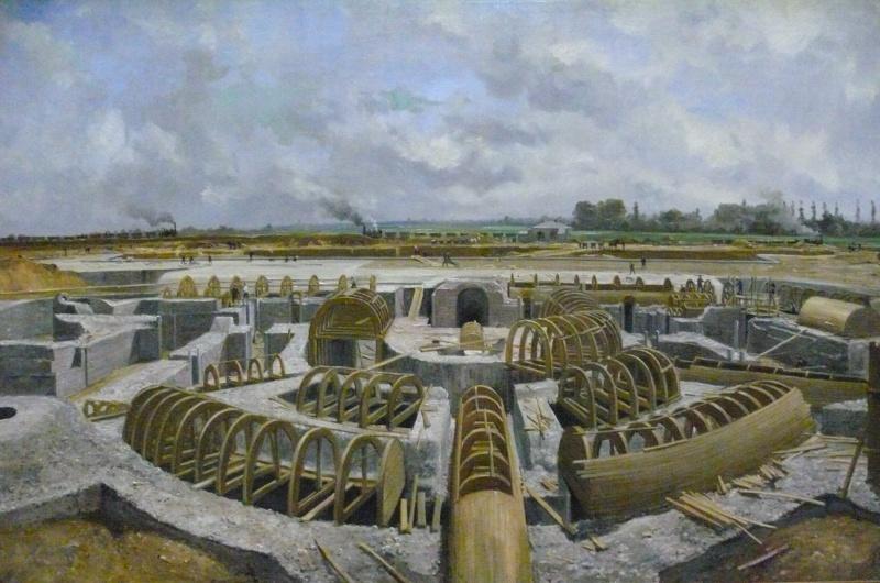 Les Forts de la PFL (1888-1892) 1888-111