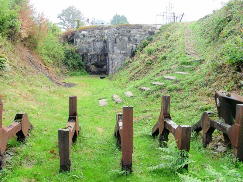 Fort de Tancrémont ! Bloc_b14