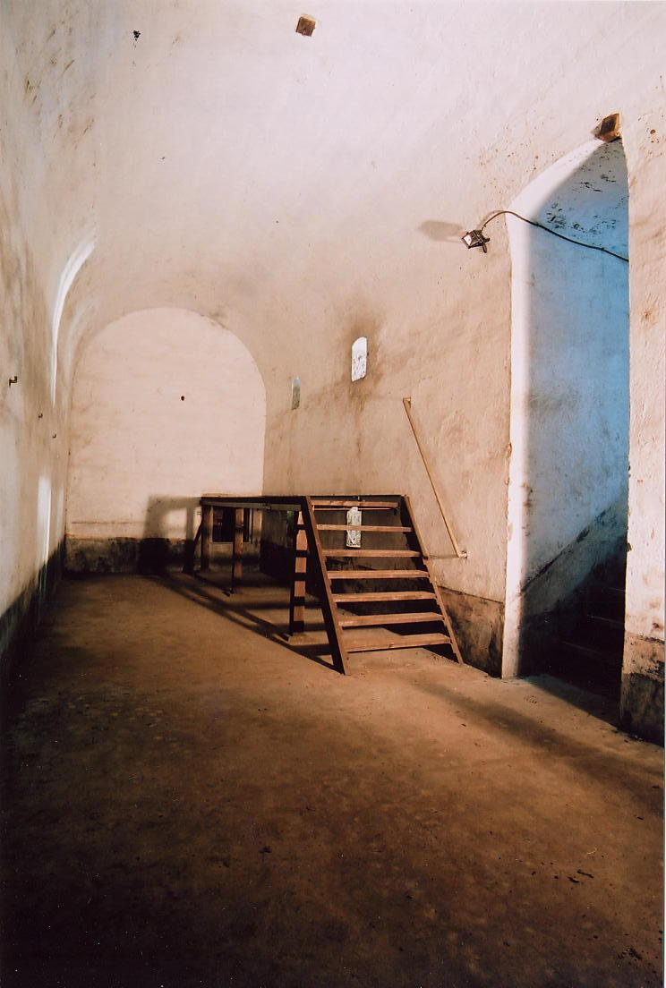 Le Fort de Hollogne (PFL) Casema10