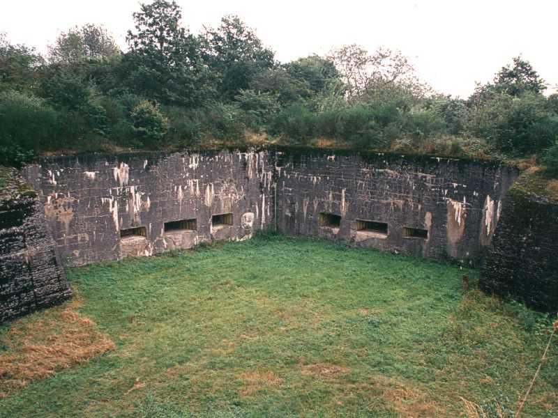 Fort de Tancrémont ! Coffre11