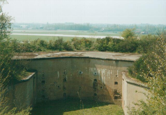 Le Fort de Hollogne (PFL) Coffre29