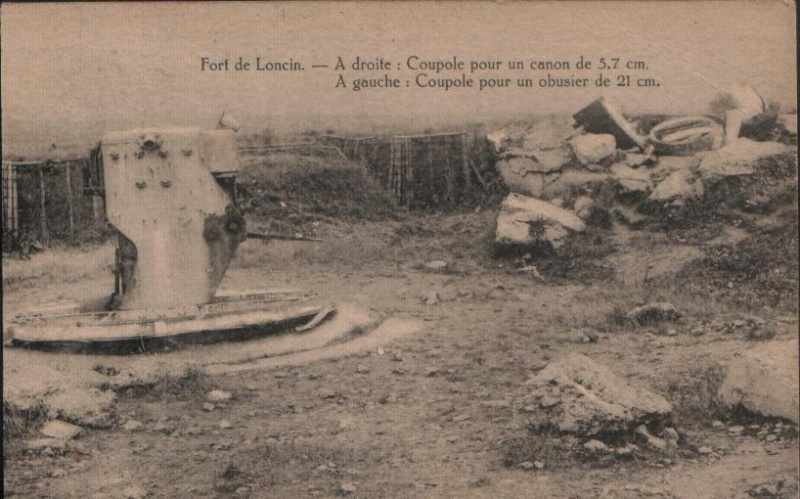 Le Fort de Loncin (PFL) Coupol20