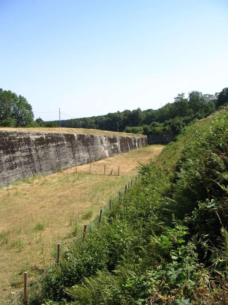 Fort de Tancrémont ! Fossa_10