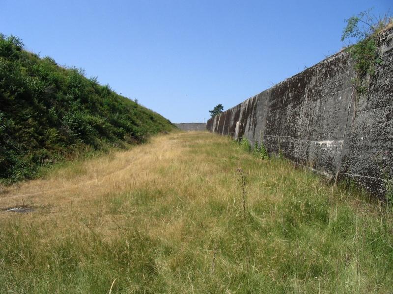 Fort de Tancrémont ! Fossa_11