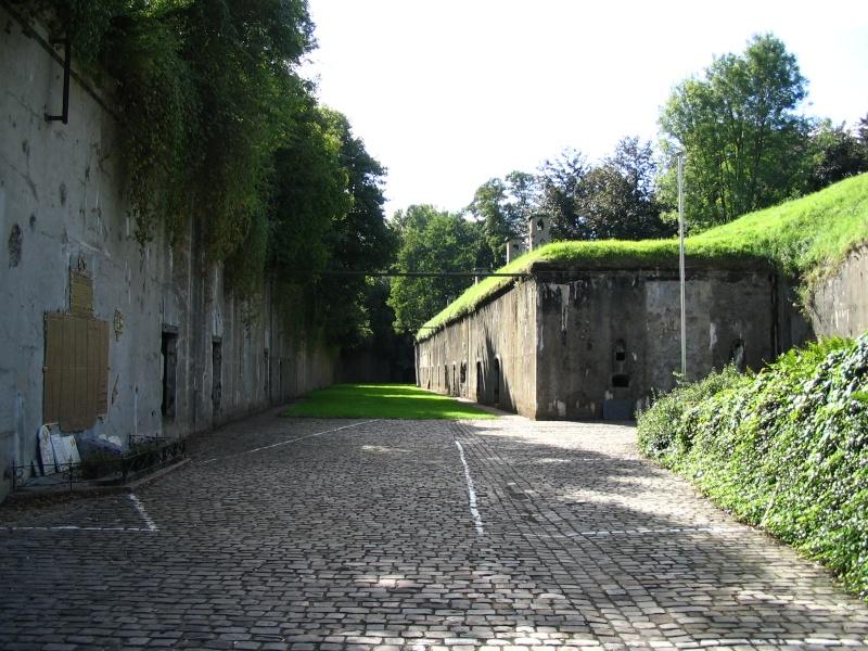 Le Fort de Loncin (PFL) Fossa_18