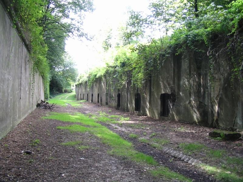 Le Fort de Loncin (PFL) Fossa_19