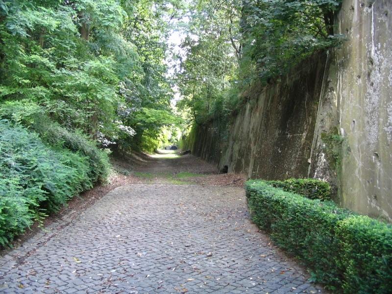 Le Fort de Loncin (PFL) Fossa_21