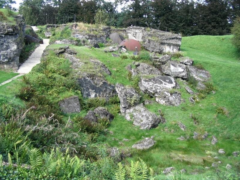 Le Fort de Loncin (PFL) Massif23