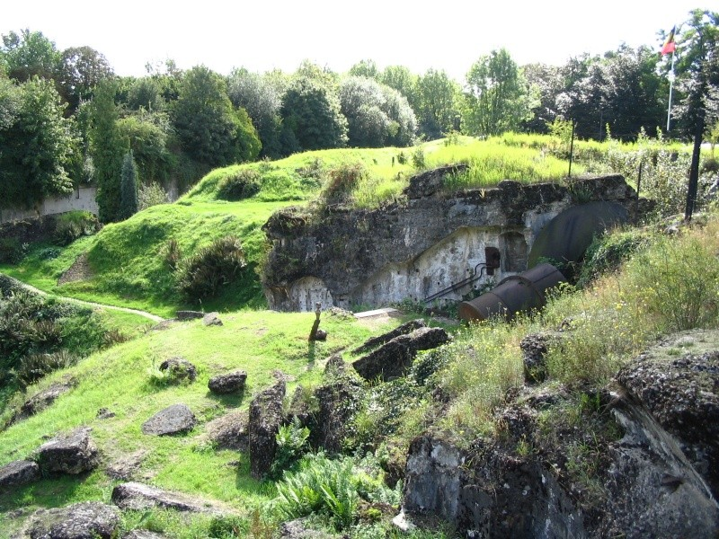 Le Fort de Loncin (PFL) Massif25