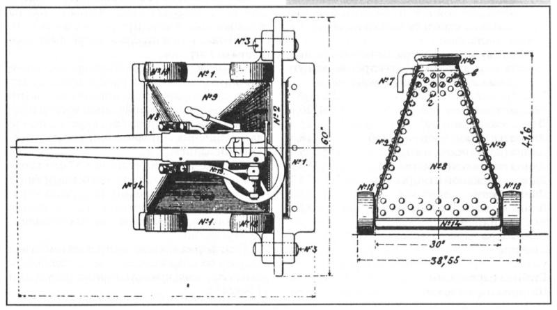 Les Forts de la PFL (1888-1892) Norden10