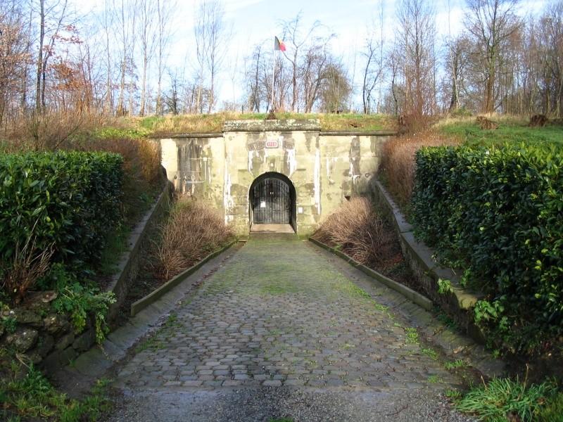 Le Fort de Lantin (PFL) Potern21