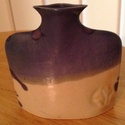 Stoneware lamp base, SP mark, (not John Maltby) - early Stephen Parry  Esp_ma10