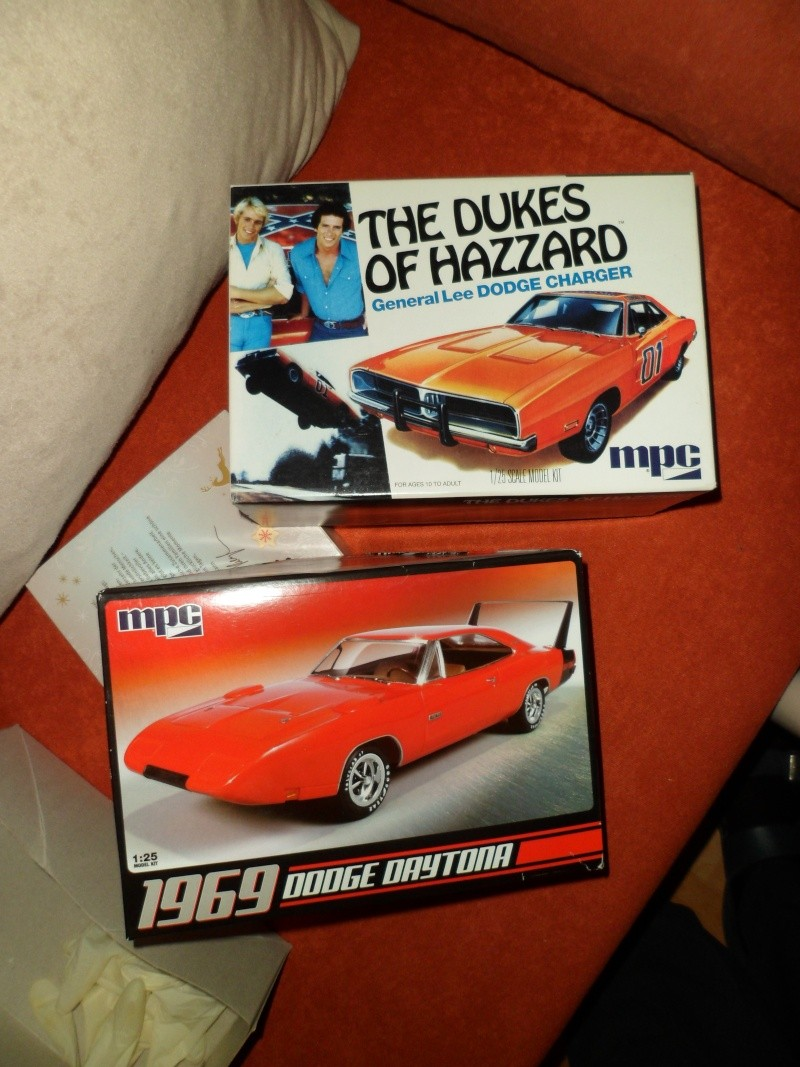 1969 Doge Charger 1:25 MPC Sam_2646